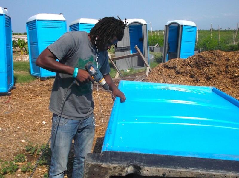 Twitter / SOILHaiti: #Transforming boring old ...