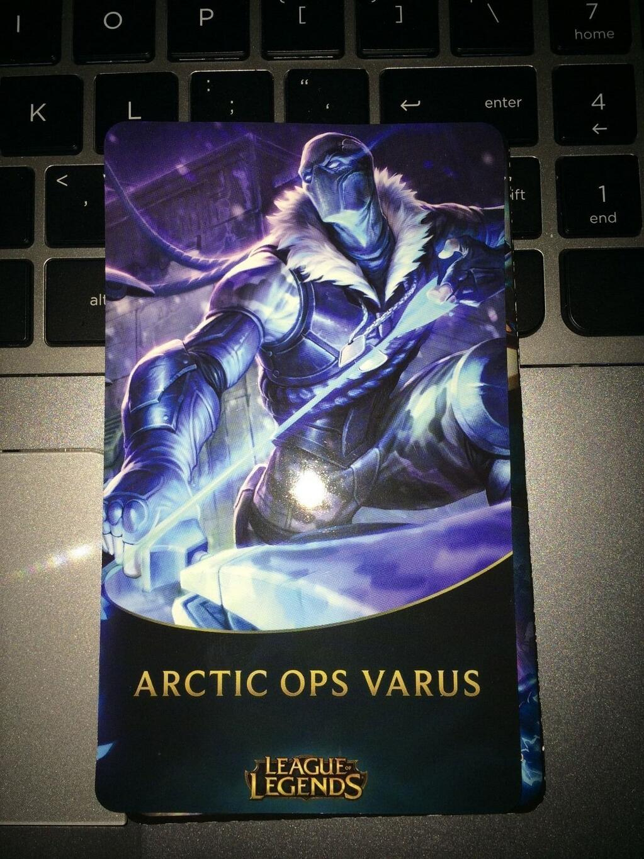 Arctic ops varus code giveaways