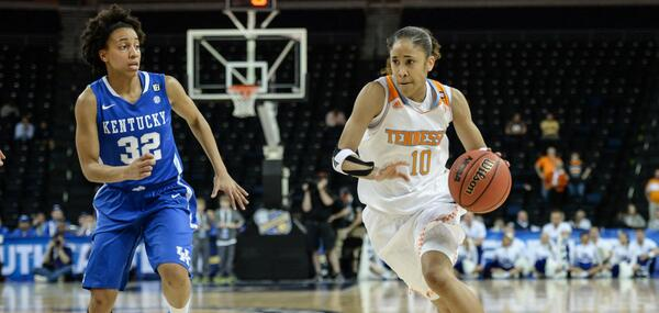 With the 26th pick of the 2014 @WNBA Draft, the @nyliberty select our very own @AnointedOne10! http://t.co/jEC80fcPzt