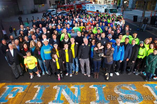 Their lives intersected at the Marathon. One year later, they returned for a historic photo. http://t.co/bgSlboBUSw http://t.co/20x48Hjt8D