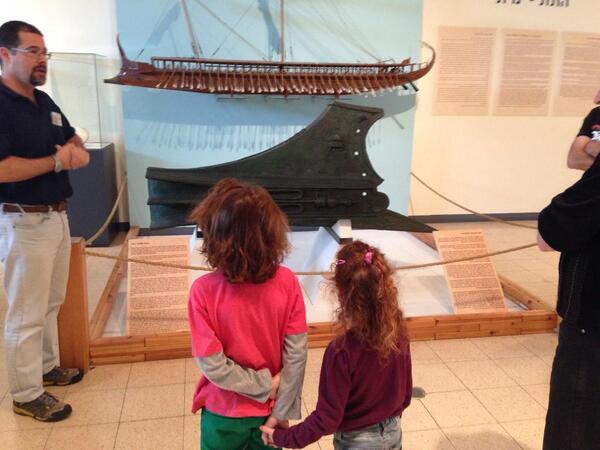המוזיאון הימי