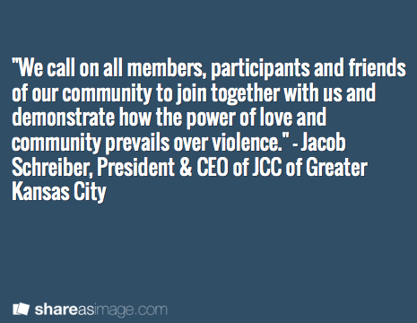 Moving statement today by @JCCKC CEO.  This is what #crisis leadership looks like. http://t.co/eCx368Z1jY