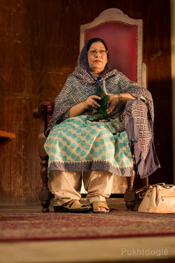 Writer sees bright future for Pakhtun women