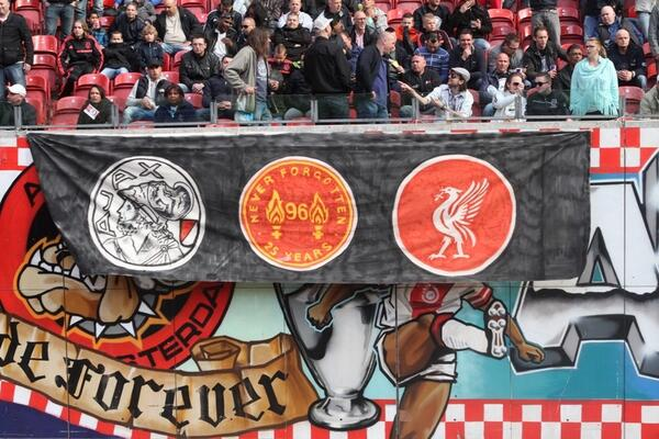 Remember the 96! Never forgotten. #JFT96 @LFC http://t.co/pXARYZQov6