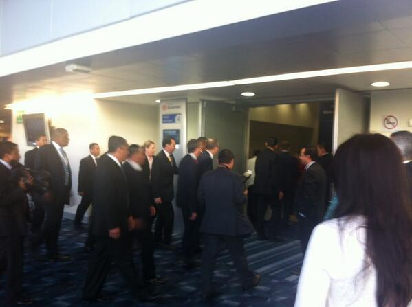 #UNSG Ban Ki-moon arrives at the #GPHLM http://t.co/ngrnTpO1nO