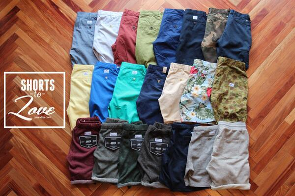 We love this summer shorts edit by @psqsshop! Can you spot the palm print and camo in the middle? #Penfield #SS14 http://t.co/2gUf7bpLyx