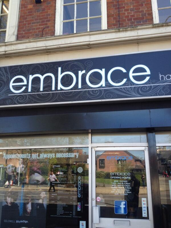 Lee Glasson On Twitter Getting My Haircut At Embrace In Coventry