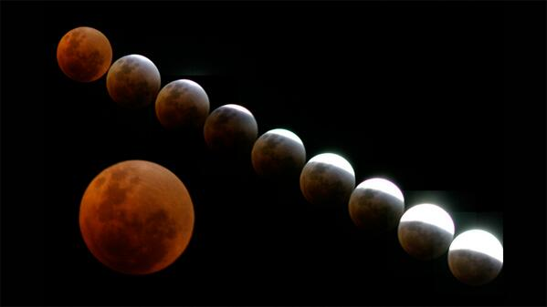 Did you stay up to see the #bloodmoon? Here's a video on all FOUR 2014 #eclipses. http://t.co/zGEh95kkhn http://t.co/3o7UOdcbeI