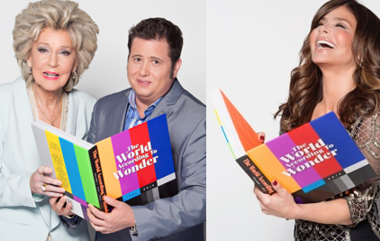 RT @WorldOfWonder: #TheWorldAccordingToWonder according to @PaulaAbdul, @ChazBono, & Georgia Holt: http://t.co/tipLoM3WLN #DragRace http://…