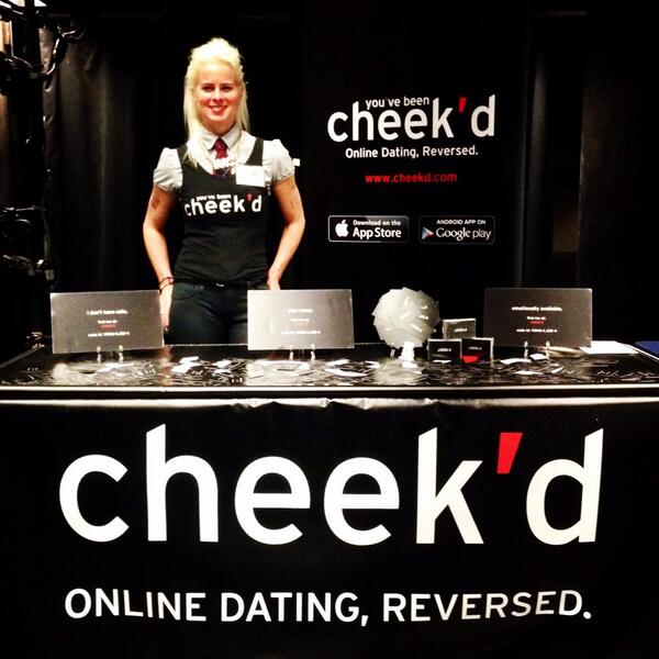 We're BAAAACKKK!!! @Cheekd is hiring! At the @TechMeetupsNYSA #TSJFair #Woot #Startups #Jobs #NYC http://t.co/C6ModWP1n8