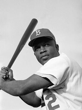 Would not be where I am today if it wasn't for Jackie Robinson...a true hero #JackieRobinsonDay #ThankYouJackie <br>http://pic.twitter.com/SsZWY7EnGR