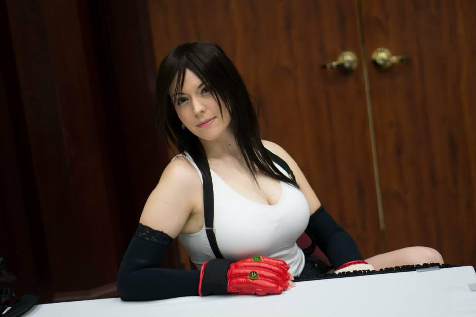 Amber Lee Connors On Twitter Quot Some Tifa Love From This