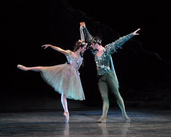 Crisscrossing the US in search of a Dream... Ashton's Dream tonight @kencen w/Marcelo Gomes & Julie Kent @ABTBallet http://t.co/elLVXoI5CD