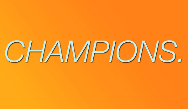THE MIGHTY LUTON TOWN ARE CHAMPIONS!!! #COYH http://t.co/ovwXrwpMub