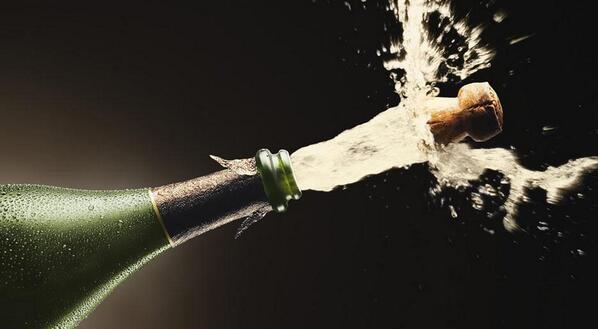 Crack it open hatters we deserve it! #CHAMPIONS http://t.co/slhSk5C1dx