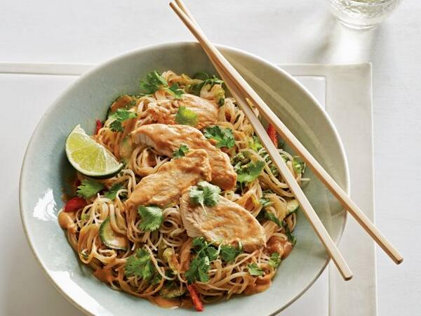 Food Network On Twitter Peanut Chicken Noodle Salad Was Food