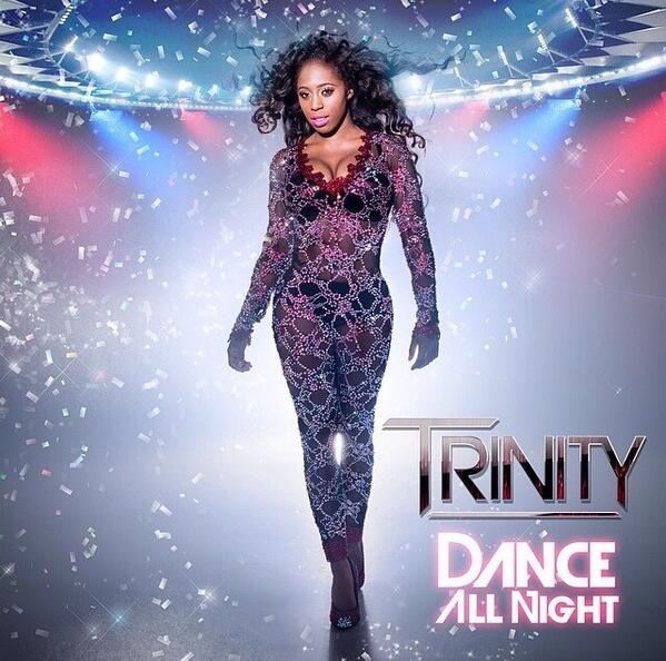 Check out my good friend @NaomiWWE  song #danceallnight available now on iTunes, Amazon, and google play!!! http://t.co/sK53Crfvog