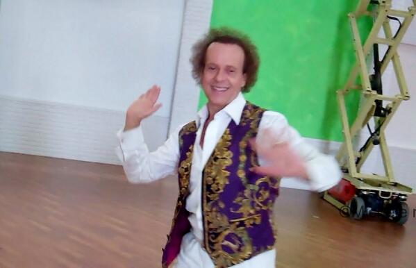 Another palate cleanser - can we all revel in how fabulous @TheWeightSaint is???