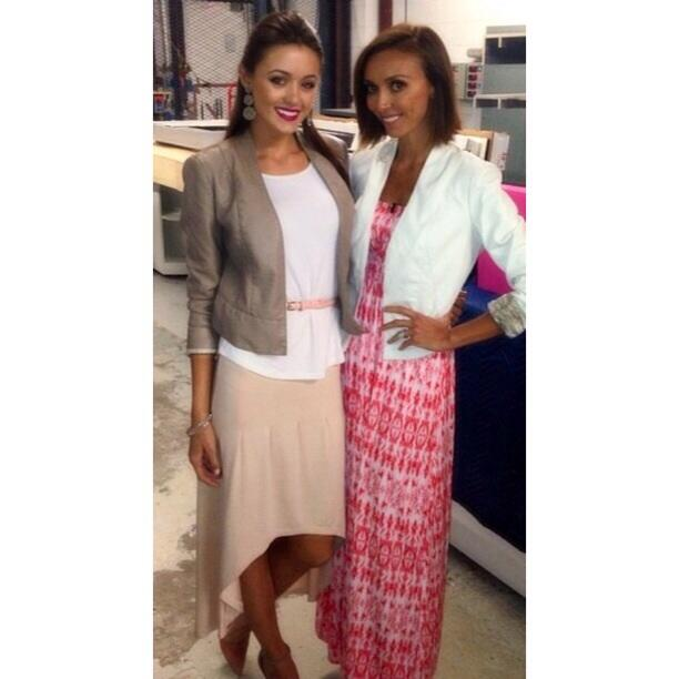 Have u entered our #GandB retweet contest yet?! Retweet for a chance to win my fav #GbyGR @HSN maxi dress! http://t.co/R5ZIbcMHOV