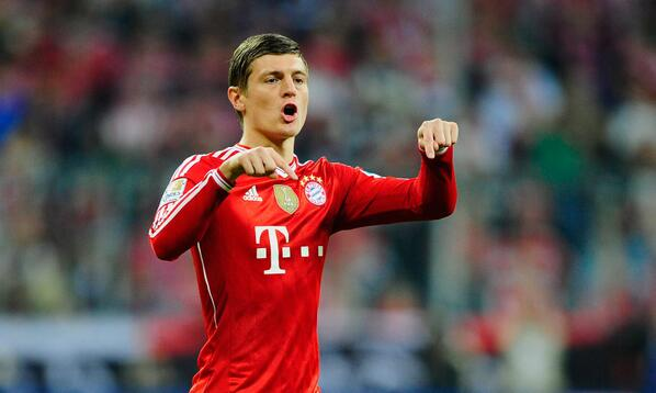 Toni Kroos agent denies Man United mega offer, says midfielder will stay at Bayern until 2015