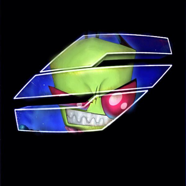 saw sniping logos on twitter invader zim saw logo http t co
