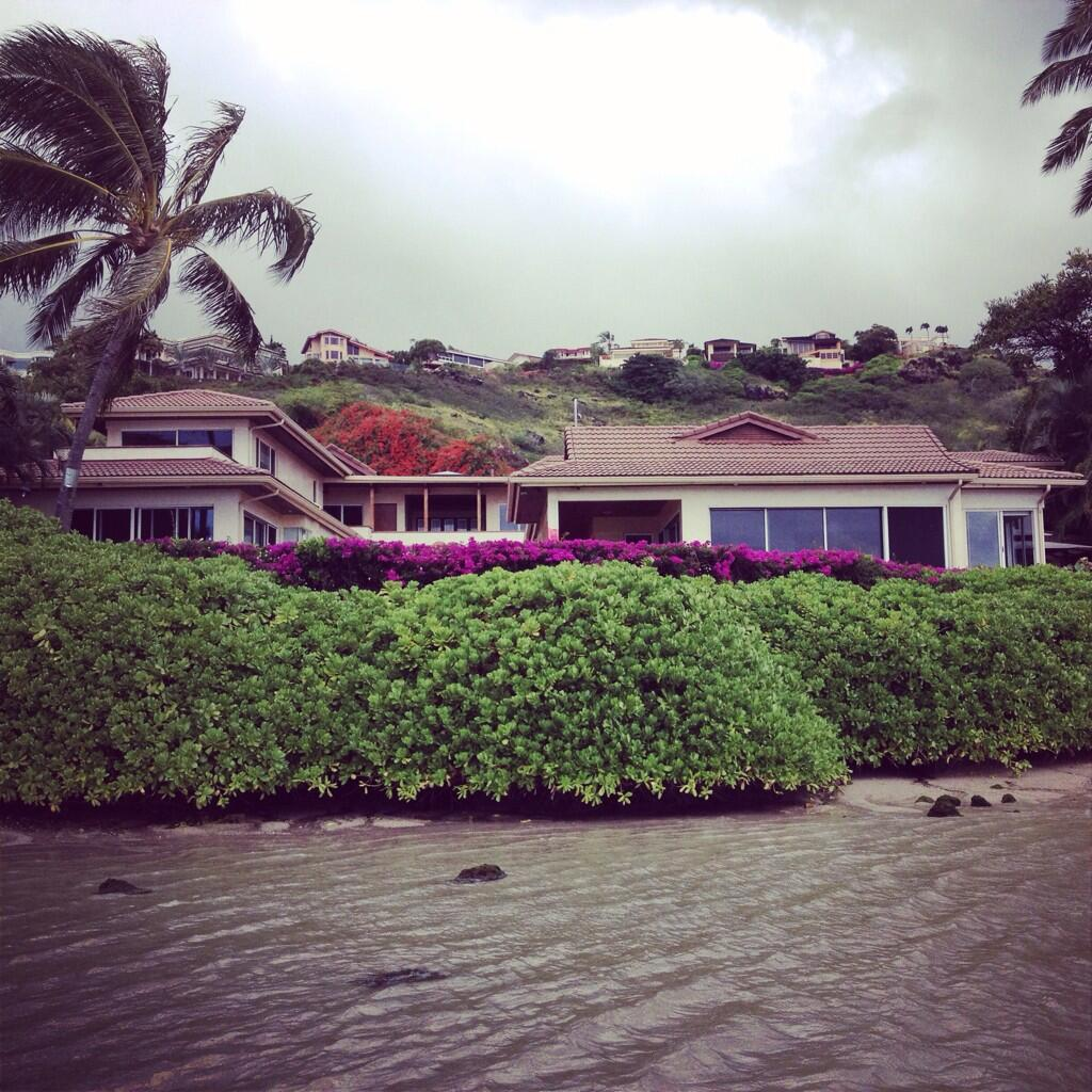 RT @TommyMeharey: #Villaelizabeth from the #ocean @kathyireland #weddings and #resorts #hawaii http://t.co/67E8i4wIvN