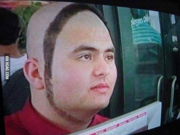 9gag On Twitter If You Re Worried About A Bad Haircut