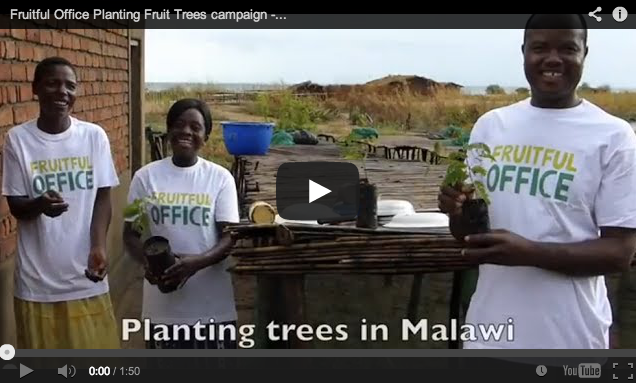 We planted 23 fruit trees in Malawi, Africa in 3 months. Join us in supporting the cause! http://t.co/aazD08Pwlg http://t.co/2IHxwSY5N4