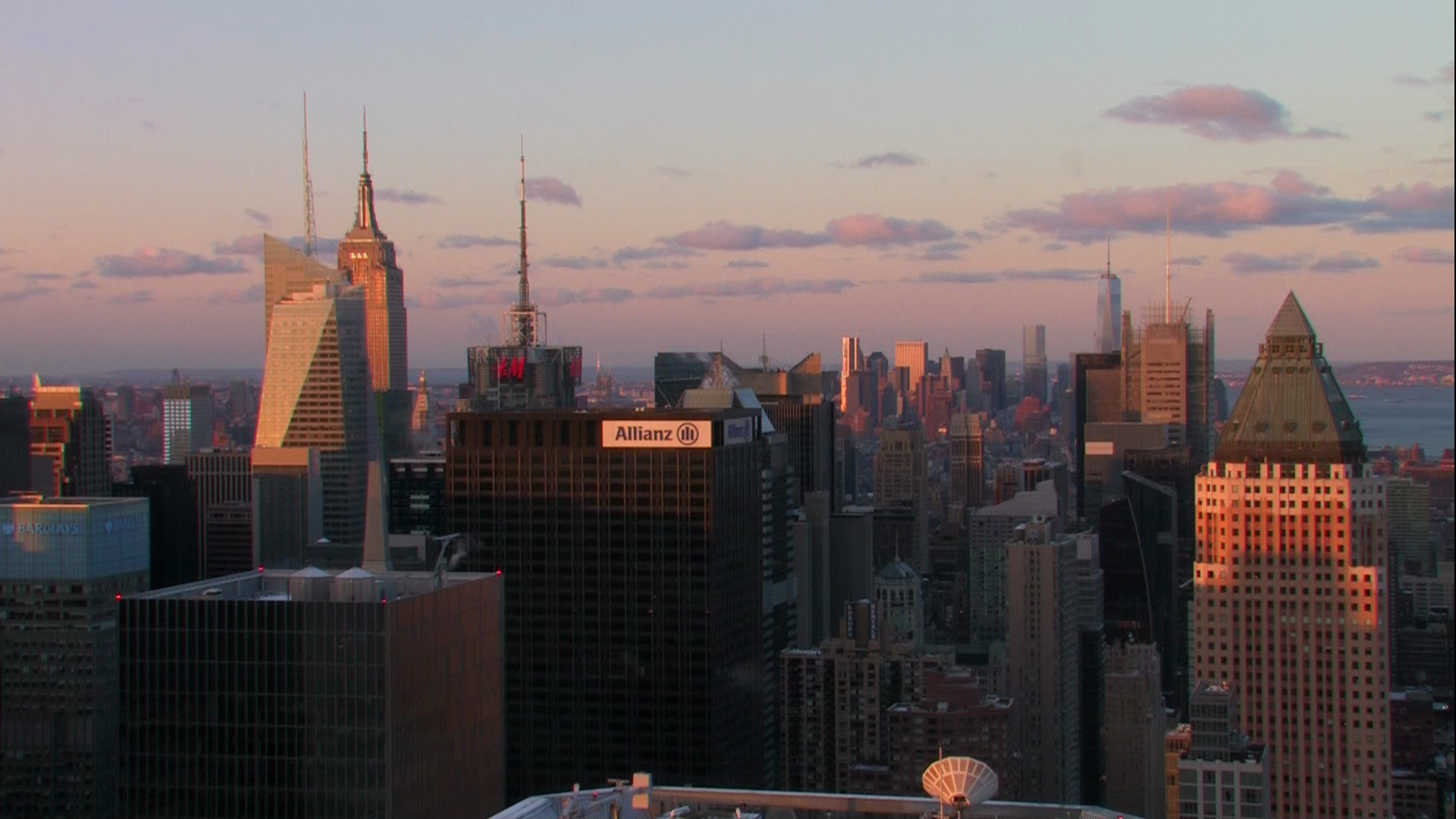 Twitter / ChrisCuomo: Another #NewDay dawns. Beautiful, ...