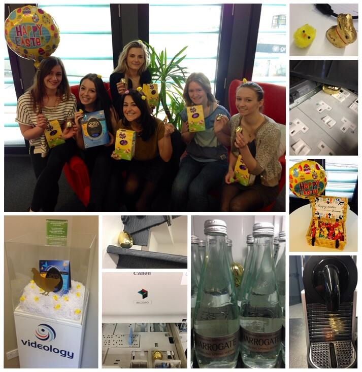 Congrats Hannah, Victoria, Olivia, Honeih, Chloe & Rachel winners of our LDN office #Easter Egg Hunt! #eggcellentwork http://t.co/uYtTPg2opI