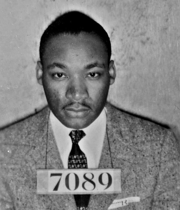 """51 years ago today, Dr. Martin Luther King, Jr. wrote his iconic """"Letter from Birmingham Jail."""" #KingLegacy #MLK http://t.co/MZ2VjNEzZc"""