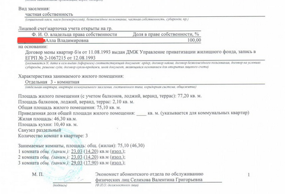 Квартира Навального в Москве