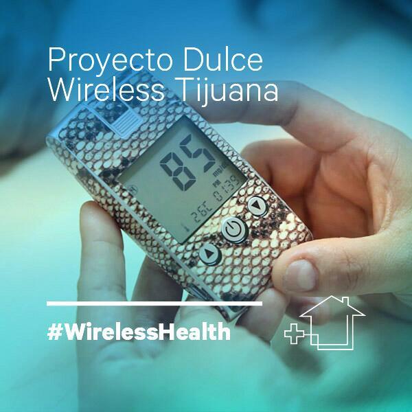 RT @Qualcomm_latam: Dulce Wireless Tijuana apoya el cuidado de diabetes con dispositivos 3G con procesadores Qualcomm http://t.co/zu3FNKv3xA