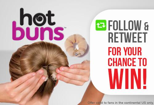 #GIVEAWAY! Follow & RT for your chance to win #HotBuns! Roll, snap & wrap the perfect hair bun http://t.co/30KK8y8Gi7 http://t.co/fgvYfKGrEs