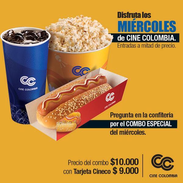 Trabaje en cine colombia y te lo cuento taringa for Cines arenys precios