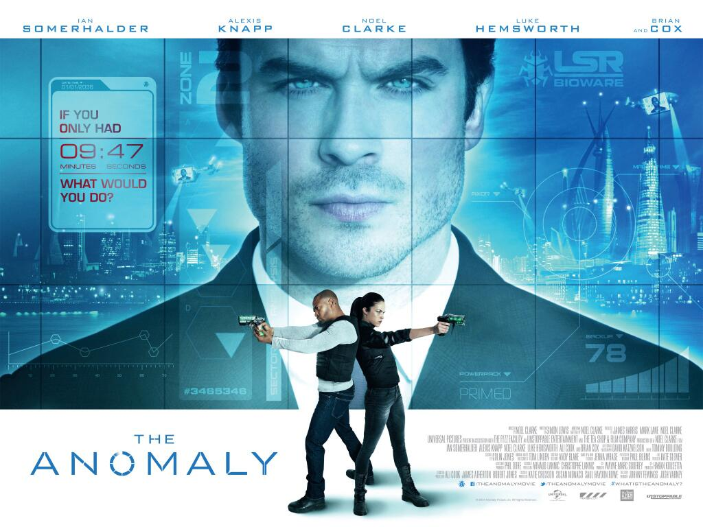 The Anomaly @TheAnomalyMovie Poster. Movie Released July 4th in the UK. Please RT http://t.co/rPDalLCyKU