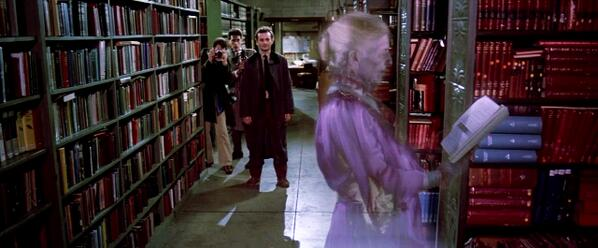 """Ghostbusters.net on Twitter: """"Ruth Oliver, who played the Library Ghost in # Ghostbusters, was born 104 years ago today. http://t.co/nh9JFPyLvz"""""""