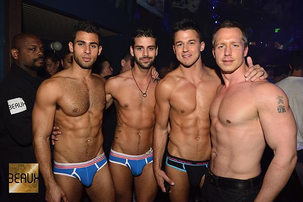 from Philip black latin gay party miami