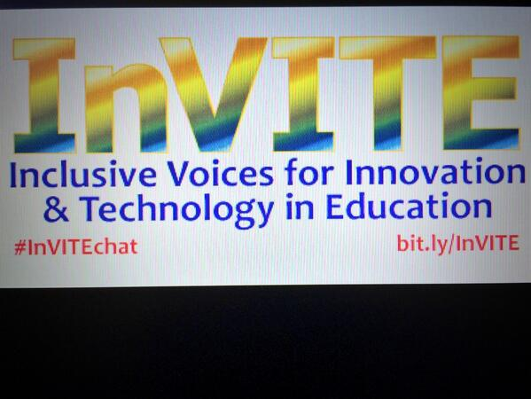 You are InVITED! http://t.co/BLcEUrg8sW       #InVITEchat #edtech Please RT & share! http://t.co/ADezfomNl1 #changetheratio