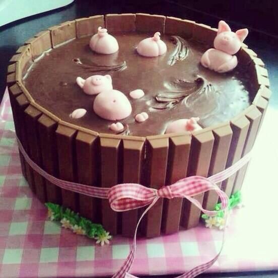 ABIDA ABBAS On Twitter Birthday Cake Art Aries Artist ChocolateCake Celebrations Tco QKQSxpsZhn