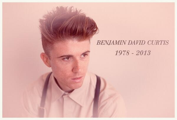 in loving memory of Benjamin... We'll see you tomorrow with some new @sviib news. http://t.co/u1nER8w2m7