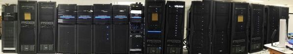 Three #Vblock Systems...one big thing happening at @EMCworld #nofilter http://t.co/qMG4r5Zxoi