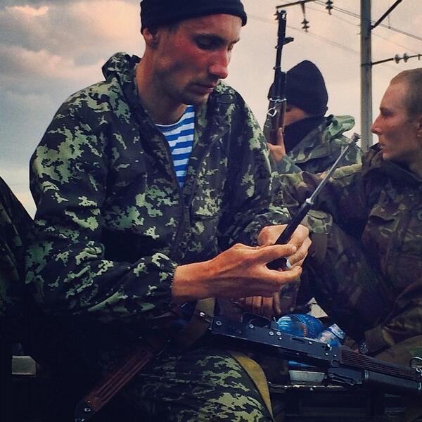 Кремль зондирует эффективность и решительность украинских государственных институтов, - экс-министр обороны Грузии - Цензор.НЕТ 972