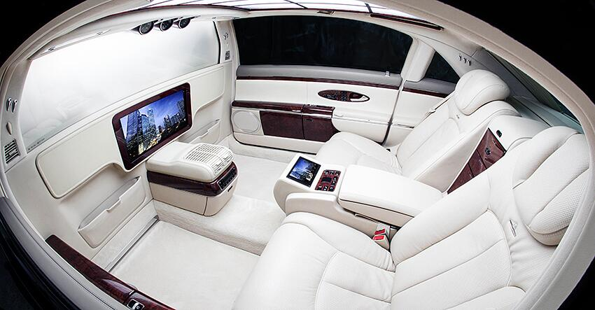 Carisma auto design carismadesign twitter - Ways to customize your car interior ...
