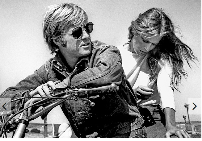 RT @sashacharnin: #RobertReford and #LaurenHutton in denim. It's blinding beauty http://t.co/j7IhDqAGFv