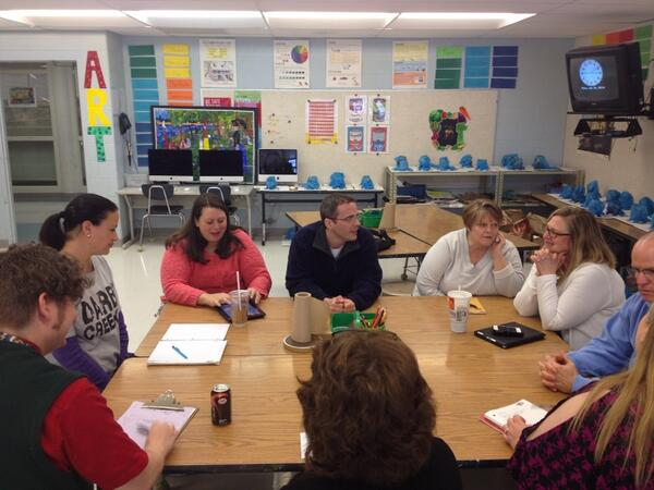 #edcampDCR discussion: Infusing the arts into the curriculum http://t.co/hNb4BVLGgS