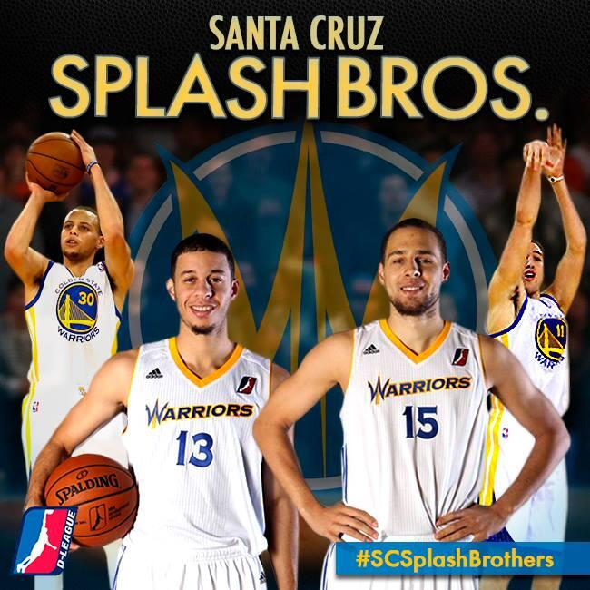 splash brothers made it to the finals sports hip hop
