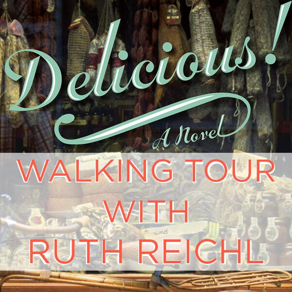 NYers: RT for a chance to join me May 3. Tour favorite food spots. Celebrate my novel DELICIOUS! (10 winners total). http://t.co/gGC12CfhZ8