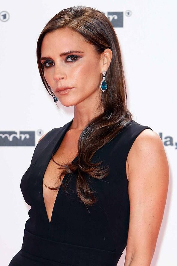 As Victoria Beckham turns 40, we chart her best beauty looks to date: http://t.co/4HyvzvpHsX http://t.co/EfsPUS1gne