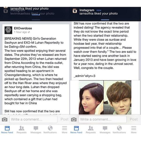 Akun instagram seohyun dating